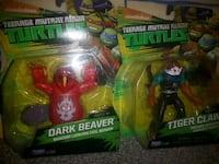 TMNT FIGURES SEALED Surrey, V3R 1W2
