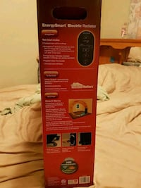 red and black Bissell vacuum cleaner box 540 km