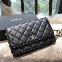 Black Channel Wallet on chain WOC  Toronto