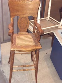 Antique high chair, just restored  Silver Spring, 20902