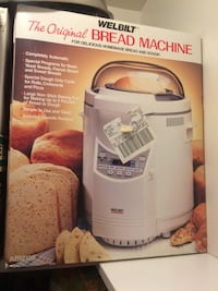 Welbilt Original Bread Machine Reston, 20194