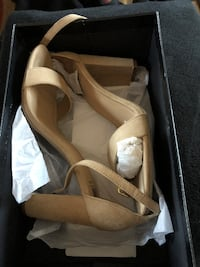 Lola Nude Shoes  Bowie