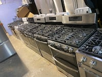 Appliances warehouse prices are negotiable