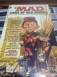 Rare Vintage Mad Magazine: a MAD look at old movies Toronto, M1S