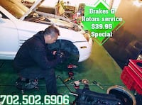 mobile mechanic North Las Vegas