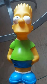 Bart Simpson piggy bank  Toronto, M1K 4H8