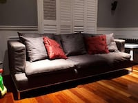 Modern Sofa-great shape, small imperfections not noticeable Bradford, L3Z 2P4