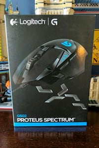 Logitech G502 Proteus Spectrum Pickerington, 43147