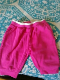 Pink sweatpants from Guess Los Angeles, 90063