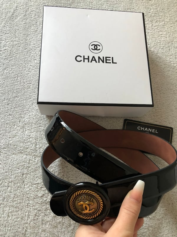 Chanel belte 115 cm bf360d5d-7c02-402e-bfed-04400804566b