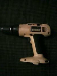 white and black cordless hand drill Silver Spring, 20904