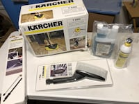 Karcher T-250 Deck and Driveway Cleaner Electric Pressure Washer Bundle Brand New 48 km