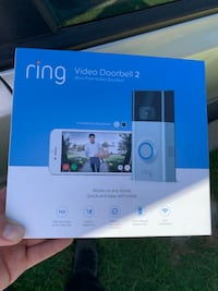 Ring video doorbell 2  $150 Compton, 90222