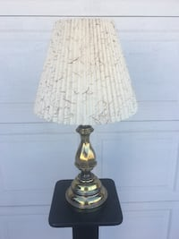 Brass Table Lamp Las Vegas