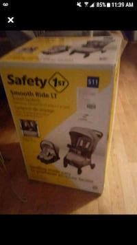 safety first travel system in box Montréal, H1E 6X1