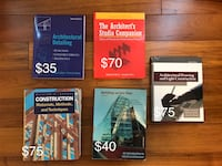 Various Architectural Book Mississauga, L5M