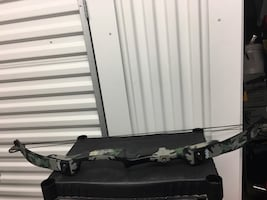 PSE Polaris Left Hand Compound Bow 60 to 70 lbs Draw