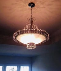 Chandelier with Crystals Oxon Hill, 20745