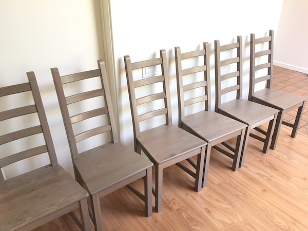 Used 6 Ikea Kaustby Chairs For Sale In Los Angeles Letgo