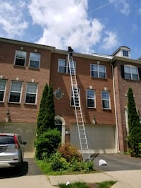 Gutter cleaning and repair  Fairfax
