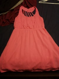 Pink No Boundaries brand dress Haysville, 67060