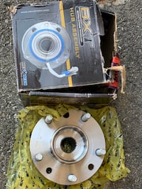 Wheel Bearing and Hub Assembly Front PTC PT513124 Toronto, M9V 3L6
