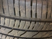 All season tires 215/65/15  hankook Edmonton, T5X 6G2