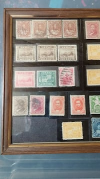 Collection of Hawaii stamps,1864-1899 Issaquah, 98027
