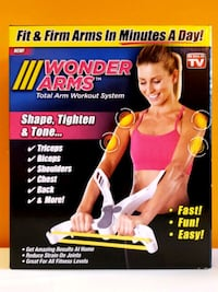 Wonder Arms Workout System Toronto, M5B 2R7