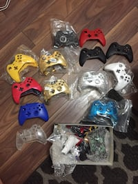 Xbox one controller parts/shells Mississauga, L4Z 2W1