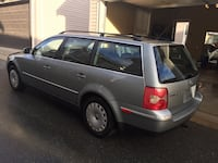 VW Passat 2005 2.0 TDI wagon in excellent condition for sale