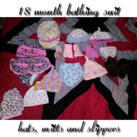 toddler's assorted clothes Winnipeg, R2L 0A9