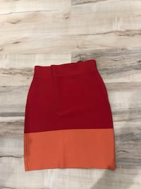 BCBG Joelle Skirt XS - great colour  for the summer Toronto, M4S