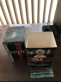 True blood DVD