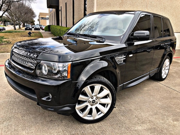 2013 Range Rover Sport For Sale >> Used Land Rover Range Rover Sport 2013 For Sale In