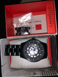 Caravelle watch Delta, V4C 1B4