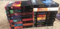 complete left behind book set Roseville, 95747