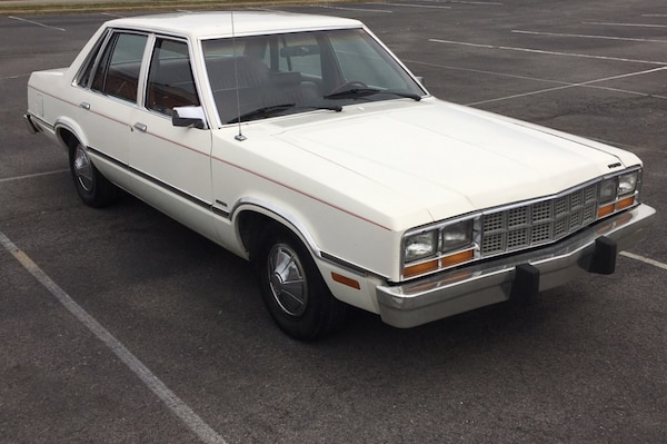 Ford Fairmont For Sale >> 82 Ford Fairmont Futura