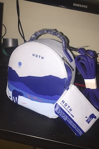 Star Wars Hoth purse backpack with matching wallet (unused) Baltimore, 21211