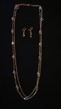 Necklace & Earrings  Smith-Ennismore-Lakefield, K0L