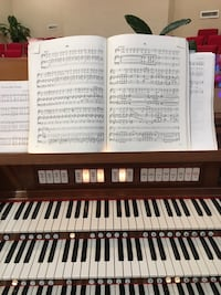 Piano and Organ Lessons In Person / Online Washington