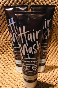 New Bath and Body Works 3-pack intense hair mask conditioner! Silver Spring, 20904