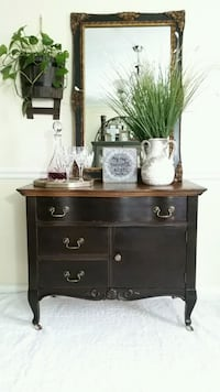 Antique Tiger Oak washstand  Nashville, 37217