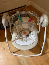 Collapsible Baby Rocker