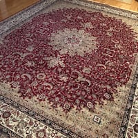 Brand new silk rug large size 10x13 Annandale, 22003