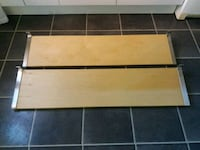 2veldig god & solid IKEA hyller billig 2 for 100kr 6254 km