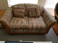 Couch 2 seater Surrey, V3W 5N3