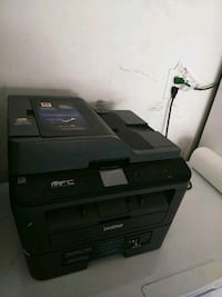black HP multi-function printer Las Vegas, 89149