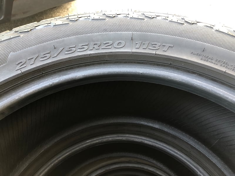 (4) Hankook Dynapro AT Tires 1