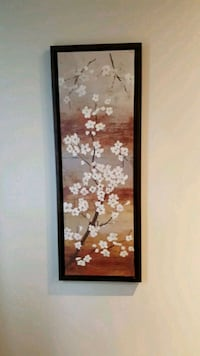 Wall art-Blossoms